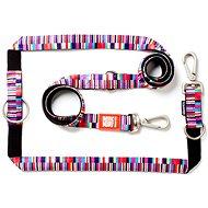 Max & Molly Vodítko přepínací, Shopping Time, Velikost L - Vodítko pro psa