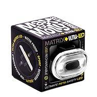 Max & Molly Matrix Ultra LED Cube, bezpečnostní světlo, černé - Světlo na obojek