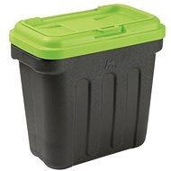 Maelson Box na granule pro 7,5 kg krmiva - černo-zelený - 41× 25× 33 cm