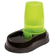 Maelson Miska na vodu se zásobníkem na 2500 ml vody - černo-zelená - 21 × 35 × 28 cm - Miska pro psy