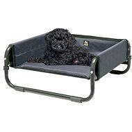 Maelson Folding Travel Bed - anthracite - 56 × 56 × 24cm