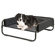 Maelson Folding Travel Bed - anthracite - 71 × 71 × 29cm