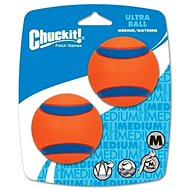 Chuckit! Ultra Balls Medium - 2 Pack - Dog Toy Ball
