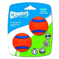 Chuckit! Ultra Balls Small - 2 Pack - Dog Toy Ball