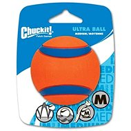 Chuckit! Ultra Ball Medium - 1 Pack - Dog Toy Ball