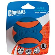Chuckit! Ultra Squeaker Ball Large - Dog Toy Ball