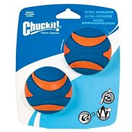 Chuckit! Ultra Squeaker Balls Medium - 2 Pack - Dog Toy Ball