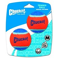 Chuckit! Tennis Balls Medium - 2 Pack - Dog Toy Ball