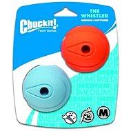 Míček pro psy Chuckit! Whistler Medium – 2 na kartě