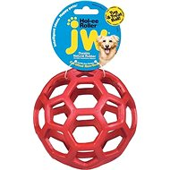 JW Hol-EE děrovaný Medium - Míček pro psy