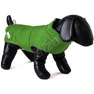 Oboustranná bunda pro psy Doodlebone Green / Orange