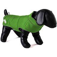 Doodlebone Reversible Dog Jacket Green/Orange M - Dog Clothes