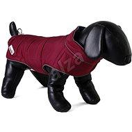 Double-sided Jacket for Dogs Doodlebone Raspberry/Navy