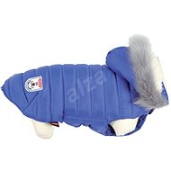 Zolux URBAN Quilted Jacket for Dogs, Blue - Dog Clothes
