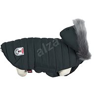 Zolux Outfit Quilted Jacket for Dogs URBAN Black