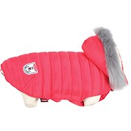 Zolux Quilted Dog Jacket URBAN red 45cm - Dog Clothes
