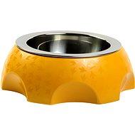 Kiwi Walker Cheese miska, oranžová, 750ml - Miska pro psy