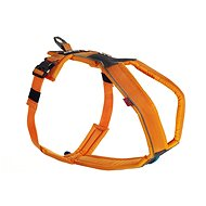 Non-stop dogwear postroj Line 1, oranžová - Postroj pro psa