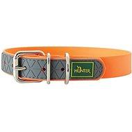 Hunter Convenience Dog Collar, Orange - Dog Collar