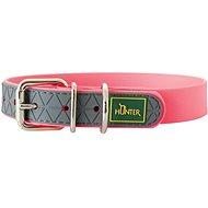 Hunter Convenience Collar, Pink - Dog Collar