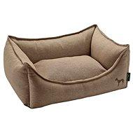 Hunter pohovkaLivingston, hnědá 80 × 60 cm - Pelíšek pro psy