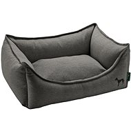 Hunter Livingston Sofa Dog Bed, Anthracite 100 × 75cm - Dog Bed