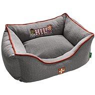 Hunter University Dog Bed, Grey - Dog Bed