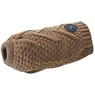 Hunter Malmö Dog Sweater, Beige 30cm - Sweater for Dogs