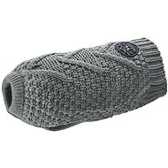 Malmö Dog Sweater, Grey - Sweater for Dogs