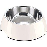 Hunter Colore Bowl, White 1400ml - Dog Bowl
