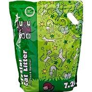 Huhubamboo silikonová podestýlka - mentol 7,2 l - Stelivo pro kočky