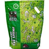 Huhubamboo silikonová podestýlka - mentol 9 l - Stelivo pro kočky