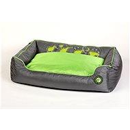 Kiwi Walker pelech Running z ortopedické pěny, velikost M, zelený - Pelíšek