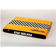Kiwi Walker Racing Cigar ortopedická matrace velikost XL, oranžová