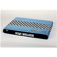 Matrace pro psy Kiwi Walker Racing Bugatti ortopedická matrace velikost L, modrá - Matrace pro psy