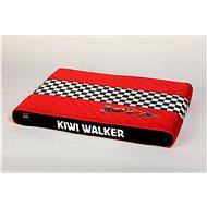 Matrace pro psy Kiwi Walker Racing Formula ortopedická matrace velikost M, červená - Matrace pro psy