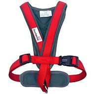 Doodlebone X-Over Red M - Harness