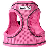 Doodlebone Airmesh Snappy Pink - Harness