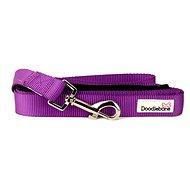 Doodlebone Purple L Leash - Lead
