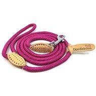 Doodlebone Pink Rope Leash - Lead