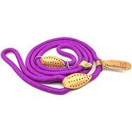 Stahovací lanové vodítko Doodlebone Purple
