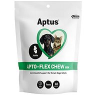 Aptus Apto-flex Chew, Mini 40 Tablets - Food Supplement for Dogs