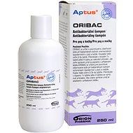 Šampon pro psy a kočky Aptus Oribac antibakteriální šampon 250 ml - Šampon pro psy a kočky