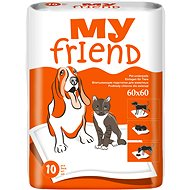 My Friend Pads 60 × 60cm (10 pcs) - Absorbent pad