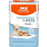My Friend Pads 60 × 90cm (10 pcs) - Absorbent pad