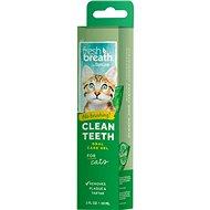 Prostředek na zuby Tropiclean čistící gel na zuby pro kočky 59 ml