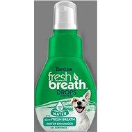 Tropiclean kapky pro svěží dech 52 ml - Prostředek na zuby