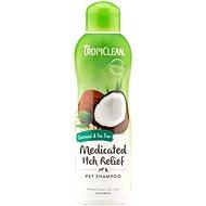 Tropiclean  Oatmeal and Tea Tree Shampoo 355ml - Dog Shampoo