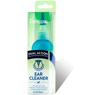 Tropiclean Ear Cleansing Drops - Double Effect 118 ml - Ear Product
