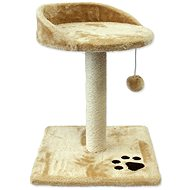 Magic Cat Landing MC Lilly 34 × 34 × 45cm Dark. Beige - Cat Scratcher